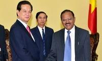 Vietnam will mit Indien in allen Bereichen kooperieren