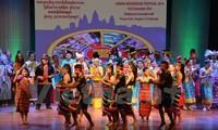 Festival der Volksmusik der ASEAN-Länder in Vietnam