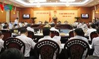 Der Wirtschaftsausschuss des Parlaments tagt in Hanoi