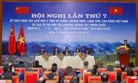 Vier Grenzprovinzen Vietnams verstärken die Zusammenarbeit mit dem autonomen Gebiet Zhuang in China