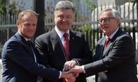 Das EU-Ukraine-Gipfeltreffen in Kiew