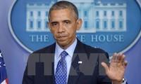US-Präsident kritisiert die Handlung Chinas im Ostmeer