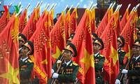 Internationale Medien berichten über die Feier zum 40. Jahrestag der Vereinigung in Vietnam
