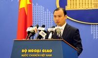 Erklärung des vietnamesischen Außenamtssprechers über das Ostmeer