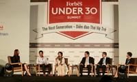 Das Forum der jungen Leute in Ho Chi Minh Stadt