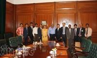 Vietnam und Indien verstärken die Zusammenarbeit im Umweltschutz