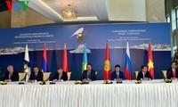 FTA zwischen Vietnam und Eurasische Wirtschaftsunion: Durchbruch in der Wirtschaftszusammenarbeit