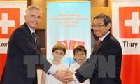 Eröffnung des schweizerischen Generalkonsulats in Ho-Chi-Minh-Stadt