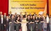 ASEAN und Indien verstärken ihre Zusammenarbeit