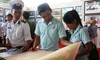 """Ausstellung """"Hoang Sa, Truong Sa Vietnams – die historischen und gesetzlichen Beweise"""""""
