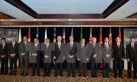 Handelsministerkonferenz der TPP-Mitgliedsländer eröffnet