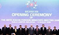 ASEAN-Länder fordern alle Seiten zur Umsetzung von DOC auf