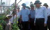 Vize-Premierminister Vu Van Ninh besucht Provinz Thai Binh
