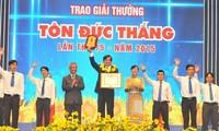 Ton Duc Thang-Preis: Impulse für die Kreativität der Arbeiter