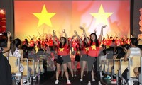 Erfolgreiches Sommercamp für vietnamesische Jugendliche in Europa