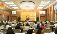 Hauptamtliche Abgeordnete beraten über die geänderte Strafprozessordnung