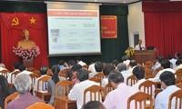 Informationen über die ASEAN-Wirtschaftsgemeinschaft für Medienanstalten in 22 südlichen Provinzen