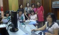 Die Stimme Vietnams hat einen neuen Radio-Kanal für Ausländer