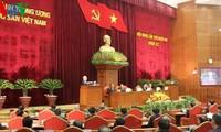 Auf der 12. Sitzung des KP-Zentralkomitees werden wichtige Fragen der Partei beschlossen