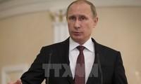 Präsident Putin: Russland wird keine Bodentruppen in Syrien einsetzen