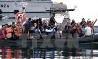 EP verabschiedet ein zusätzliches Budget von mehr als 400 Millionen Euro für die Flüchtlingskrise