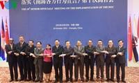 China und ASEAN beraten das Regel-Paket über das Verhalten im Ostmeer
