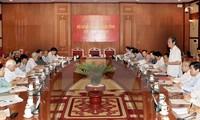 16. Sitzung des Zentraltheorierates