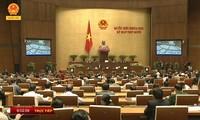 Das Parlament berät über die Überprüfung des Gesetzentwurfs zur Versteigerung von Vermögen