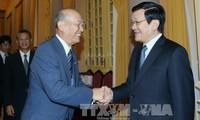 Vietnam will mit Japan bei der Modernisierung und Industrialisierung des Landes kooperieren