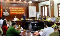 Vize-Parlamentspräsidentin Tong Thi Phong besucht die Provinz Thai Nguyen
