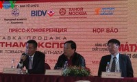 Die Messe der hochwertigen vietnamesischen Waren in Moskau