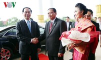 Vietnam und Laos vereinbaren, die besonderen Beziehungen zu vertiefen