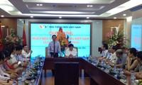 Der Leiter der Abteilung für Aufklärung und Erziehung gratuliert den Medienanstalten