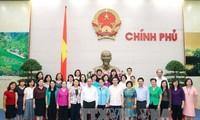 Die Arbeit der Frauenunion Vietnams auf allen Ebene erneuern