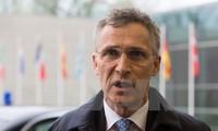 Brexit und die Beziehungen zu Russland sind Hauptthemen beim NATO-Gipfel