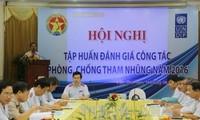 Aufbau des Gesetzesentwurfs zur Vorbeugung und Bekämpfung gegen Korruption