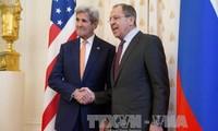 US-Außenminister John Kerry wird Russland besuchen