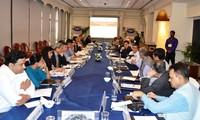 Runder Tisch über die Fragen im Ostmeer in Indien