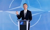 NATO kündigt ihre Unterstützung für die türkische Regierung an
