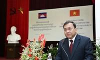 Die Entwicklung der umfassenden Beziehungen zwischen Vietnam und Kambodscha
