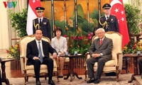 Vietnam und Singapur verstärken die strategische Partnerschaft
