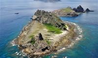 Philippinen werfen China vor, geheim künstliche Inseln auszubauen