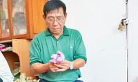 "Vu Hoa Thao und die Marke ""Lotustee Quang An"""