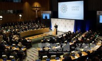50 Länder vereinbaren, Flüchtlinge aufzunehmen