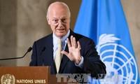 UN-Sondergesandter will Plan zur Lösung der Syrien-Krise vorlegen