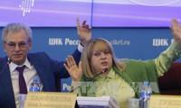 Russland gibt das endgültige Ergebnis der Duma-Wahlen bekannt