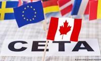 Anstrengungen zur Rettung des Freihandelsabkommens zwischen der EU und Kanada