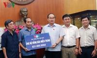 Fast 1,8 Millionen Euro für Flutopfer in Zentralvietnam
