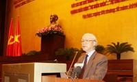 Landeskonferenz: Verbreitung des Beschlusses zur Parteigestaltung