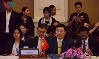 Vize-Premierminister Pham Binh Minh nimmt an Mekong-Lancang-Außenministerkonferenz teil